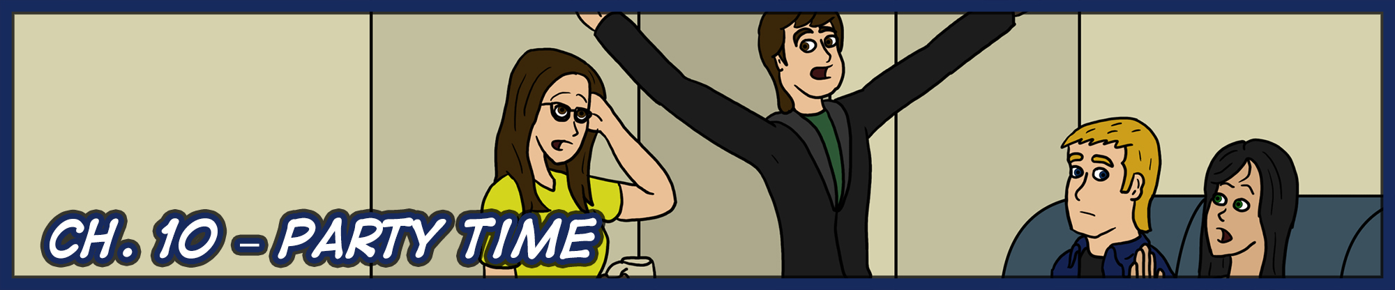 Ch. 10 – Party Time