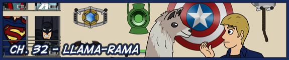 Ch. 32 – Llama-rama