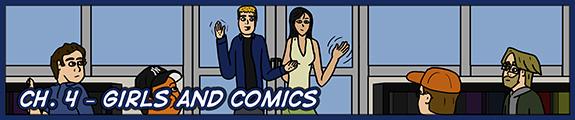 Ch. 4 – Girls and Comics