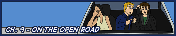 Ch. 9 – On the Open Road